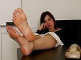 חווית כפות הרגליים
